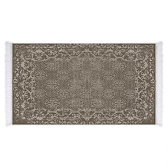 Bedruckter Teppich Pavo 1 Mehrfarbig in Polyammid Micro Printed, L80xP120 cm