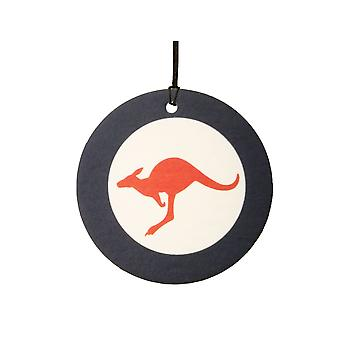 RAAF Royal Australian Air Force Roundel bil luftfriskere
