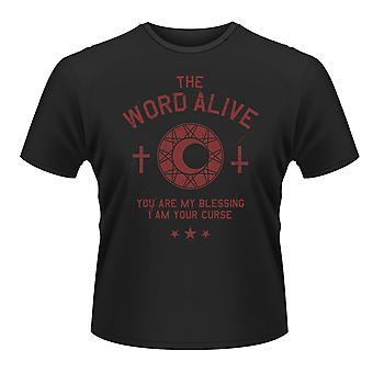 The Word Alive Curse Official Tee T-Shirt Mens Unisex