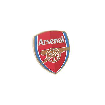 Arsenal FC Official Metal Football Crest Pin Badge
