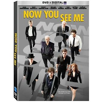 Now You See Me [DVD] Stati Uniti importare