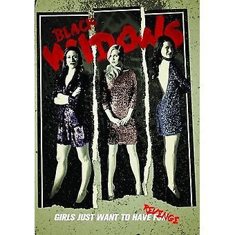 Black Widows [DVD] USA import