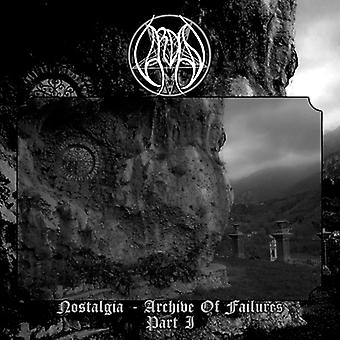 Vardan - Nostalgia - Archive of Failures - Part 1 [CD] USA import