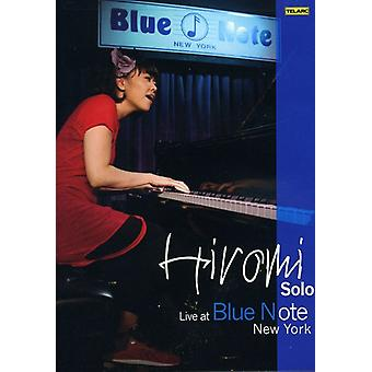 Hiromi - Solo Live at Blue Note New York [DVD] USA import
