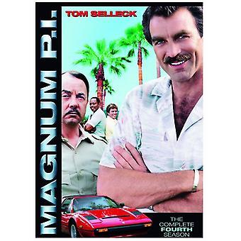Magnum P.I.: Seizoen 4 [DVD] USA import