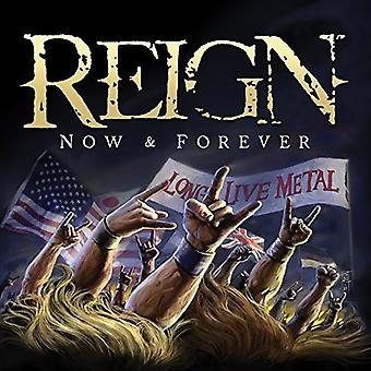 Reign - Now & Forever [CD] USA import