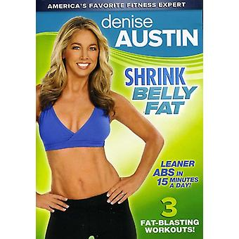 Denise Austin - Shrink Belly Fat [DVD] USA import