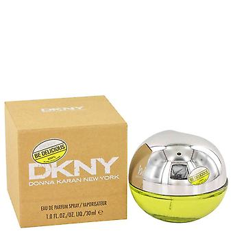 Be Delicious Eau De Parfum Spray By Donna Karan 1 oz Eau De Parfum Spray