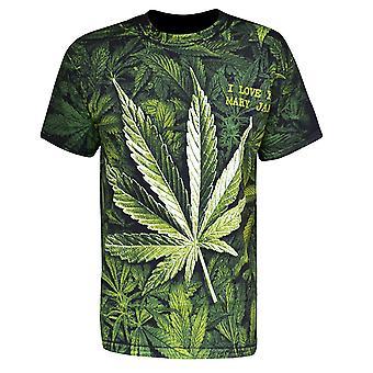 Aquila - i love you mary jane - t-shirt