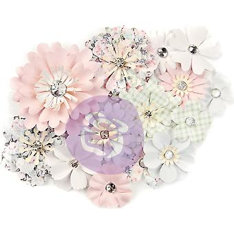 Prima Marketing Poetic Rose Flowers Magical Melody