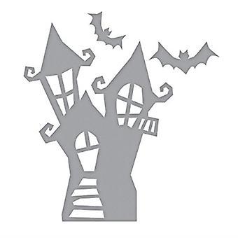 Spellbinders Haunted Manor Cutting Die