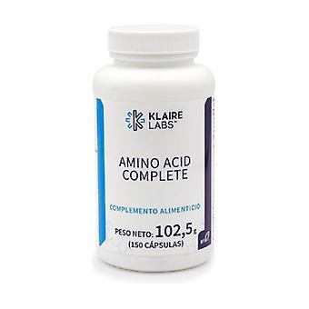 Amino Acid Complete 150 capsules