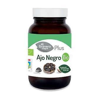 Organic Black Garlic 60 capsules