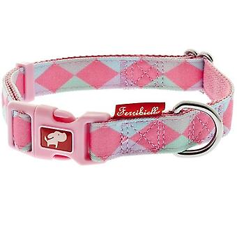 Ferribiella Adjustable Collar Color 10Mmx15-25C