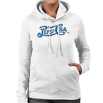 Pepsi Cola 1906 Logo Women's Hooded Sweatshirt