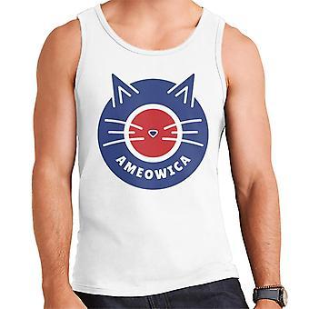 Ameowica Cat Men's Vest