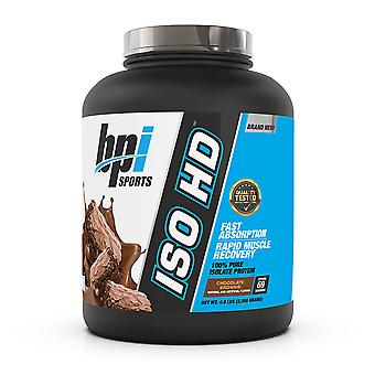 BPI Sports Iso-HD Chocolate Brownie 5 pounds