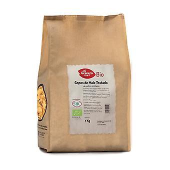 Organic roasted corn flakes 1 kg