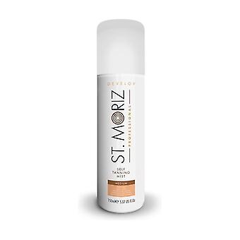 Professional Tanning Mist, Medium 150 ml