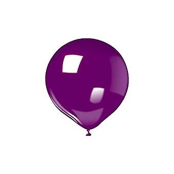 """25 12""""/30cm Balões - Roxo"""