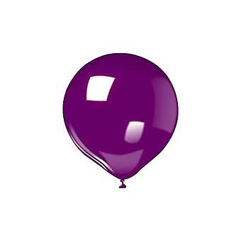 "25 12""/30cm Μπαλόνια - Μωβ"