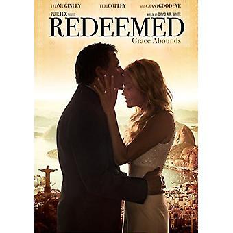 Julia-Redeemed [DVD] USA import