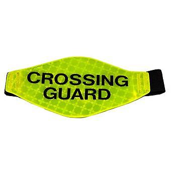 SS411P, fascia riflettente Prismatic (Arancione w/ Crossing Guard)
