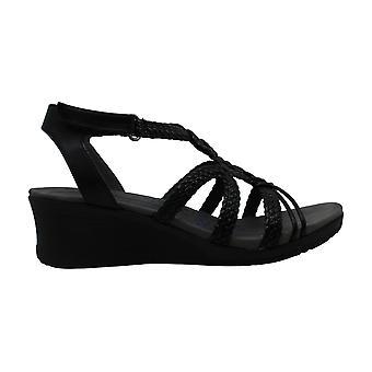 BareTraps Women's Takara Sandal Black 9 M