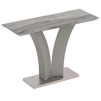 アイザック コンソール テーブル - グレー