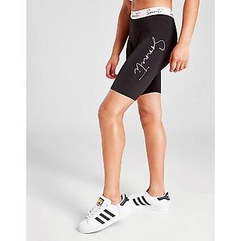New Sonneti Girlsă Galla Cycle Shorts Black