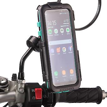 Samsung galaxy s9 s9+ motorcycle mirror waterproof case