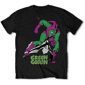 Marvel Comics Green Goblin Officiel Tee T-Shirt Unisex