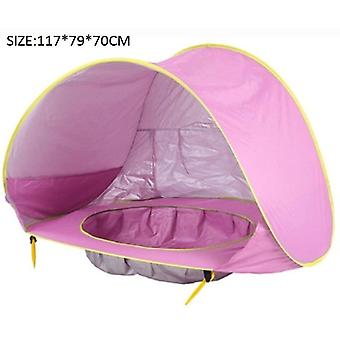 Baby Children Beach Tent Protection Pool Waterproof Pop-up Awning Tent Kids Outdoor Camping Parasol