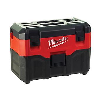 Milwaukee M18 VC2-0 Märkä/Kuiva Vacuum MILM18VC20