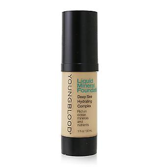 Liquid Mineral Foundation - Bisque - 30ml/1oz