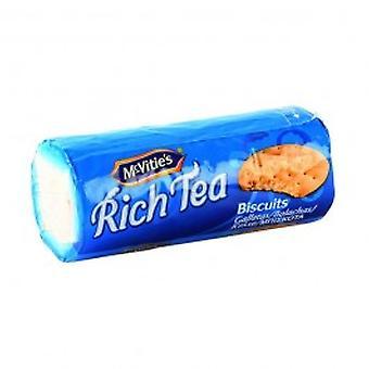 SCHAR-Rich Tea keksit