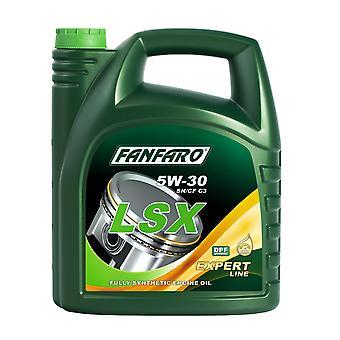 Fanfaro LSX 5W30 Fully Synthetic Engine Oil 5L API SN/CF Acea C3, A3/B4 LL-04