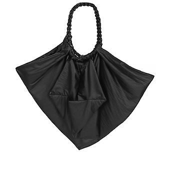 NU Oversized Faux Leather Bag