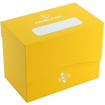 Gamegenic 80-Card Side Holder Yellow