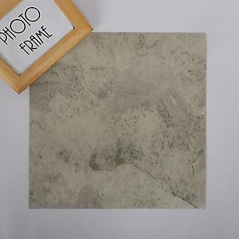 Waterproof Marble  Floor Style Tiles Sticker-pvc Vinyl