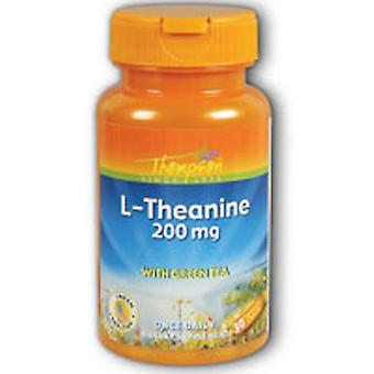 Thompson L-Theanine, Maxicaps 30 Caps