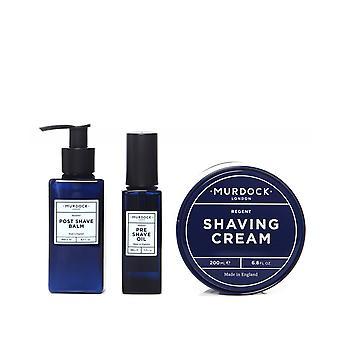 Murdock London Brewer St. Shaving Gift Set