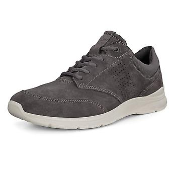 ECCO 511734 Irving Men's Lace-up Shoes In Grey