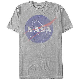 """חולצת לוגו של נאס""""א"""