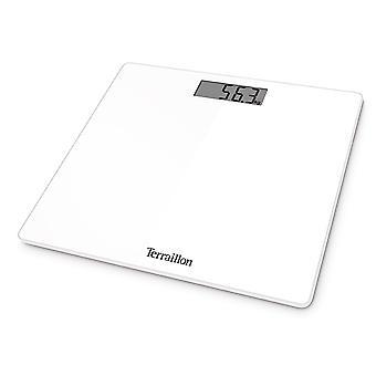 Terraillon Bath Scale Large LCD Screen White 14731