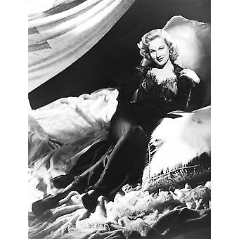 White Heat Virginia Mayo 1949 Photo Print
