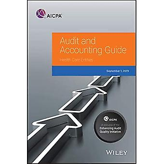 Health Care Entities, 2019 (AICPA Audit and Accounting� Guide)