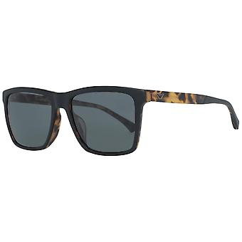 Emporio Armani Brown Men Sunglasses