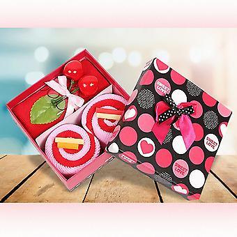 Haven 5Pcs Micro Fibre Mini Towel Gift Set (Assorted Colour)