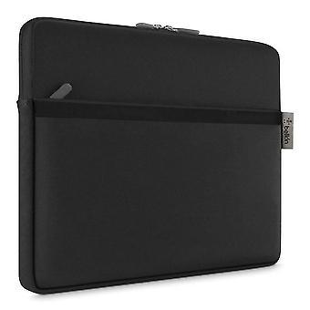 "Belkin Neoprene Sleeve with Storage Pocket for 12"" Microsoft Surface Pro - Black"